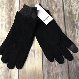 Good fellow & co suede touch screen gloves men lg